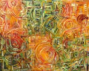 painting: Sixswirl