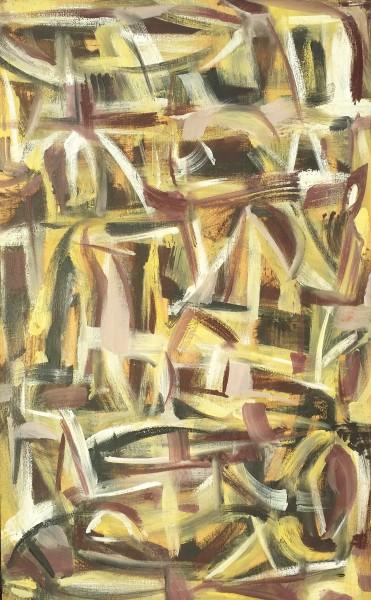 wood-on 10-25×13 Oil on board