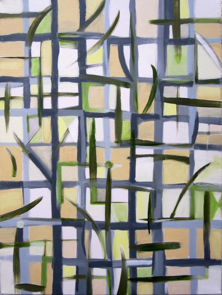 ti-bwa 24×28 Oil on canvas
