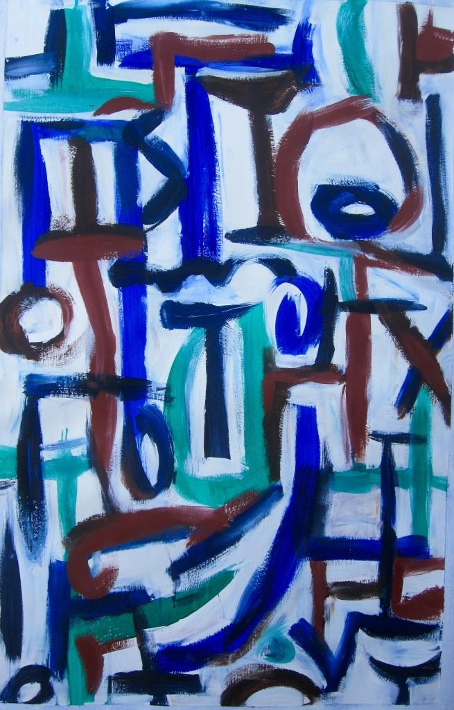 Brush-Creek-36×24-Oil-on-Paper1
