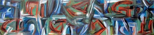 Leapfrog-Sonnet-6×21-Oil-on-Paper-2251